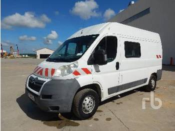 CITROEN JUMPER Crew Cab - closed box van