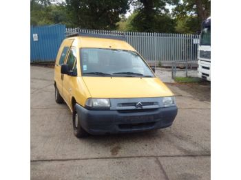 CITROEN Jumpy 1.9 diesel left hand drive - closed box van