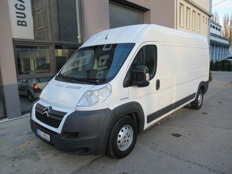 426c1ae0cd Citroën Jumper 250L Klima Top closed box van from Czech Republic for ...