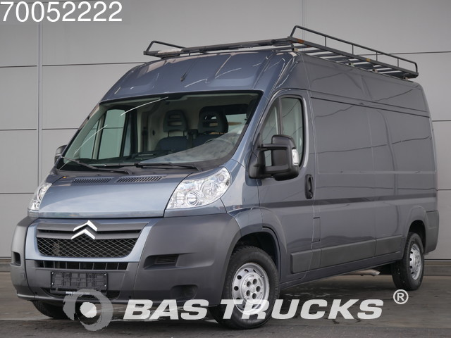 b73c26dd1f Closed box van Citroën Jumper 3.0 HDi L3H2 12m3 Klima AHK 177PK Full Option