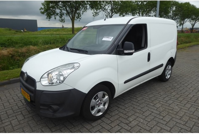 Fiat Doblo Cargo 1 3m Closed Box Van From Netherlands For Sale At