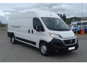 Closed box van Fiat Ducato 180 L3H2