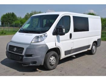 Closed box van Fiat Ducato 2.2 JTD 100