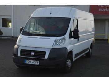Closed box van Fiat Ducato 2.3
