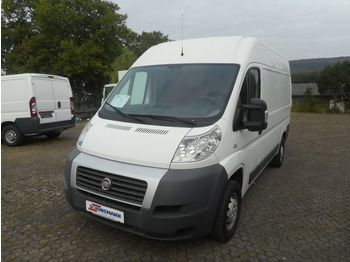 Closed box van Fiat Ducato 30 100 M-Jet L2H2 Euro4 AHK: picture 1