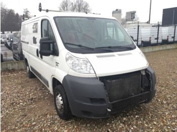 Closed box van Fiat Ducato 30 2.0 MultiJet L2H1 Motor Defect