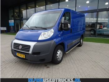 Closed box van Fiat Ducato 35H MultiJet 130 Cooler