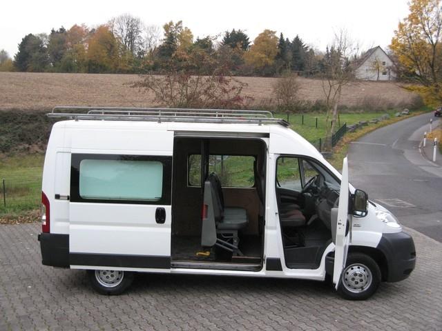 fiat ducato multijet l2h2 mixto 7 sitze closed box van. Black Bedroom Furniture Sets. Home Design Ideas