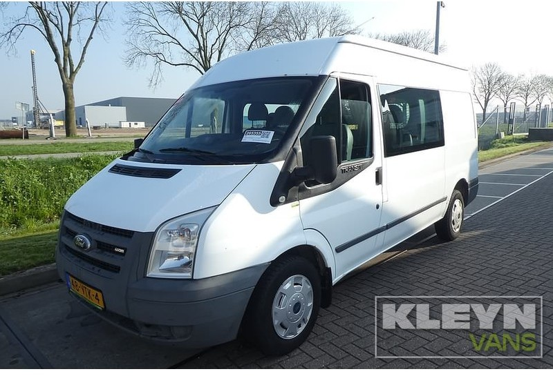 98a714b491 Ford Transit 2.2 TDCI closed box van from Netherlands for sale at ...