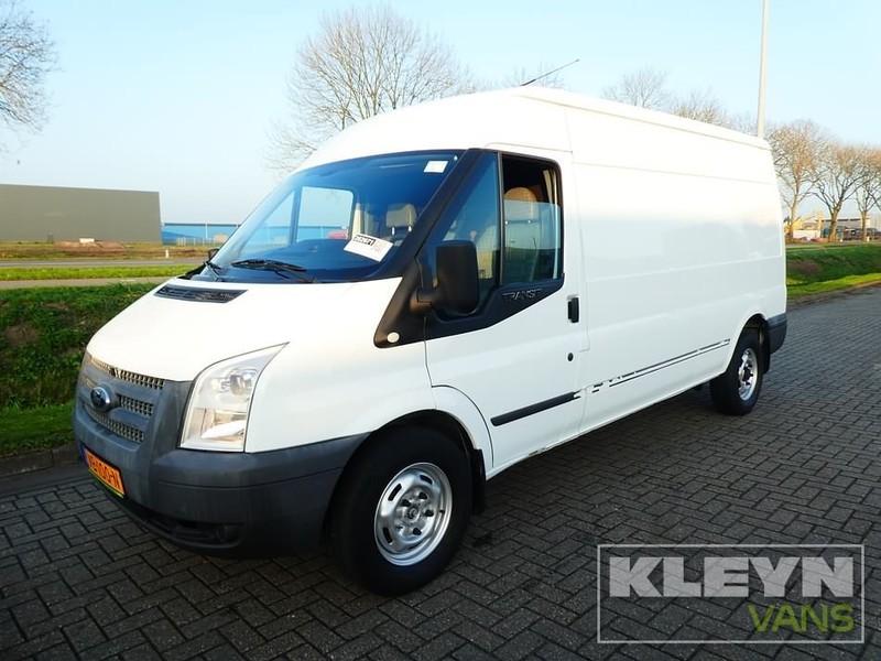 3a924b034a Ford Transit 2.2 TDCI 350l l3h2 125pk closed box van from ...