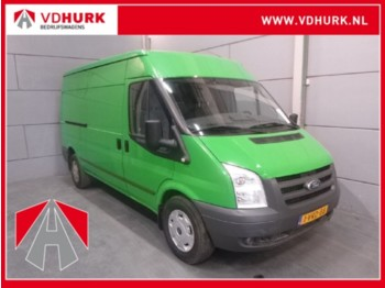 Closed box van Ford Transit 350L 2.4 TDCI 141 pk RWD L3H2 2.8t Trekverm./Airco/Cruise/Trekhaak