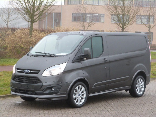 ford transit custom 290s 2 2 tdci l1h1 sport 155pk na closed box van from netherlands for sale. Black Bedroom Furniture Sets. Home Design Ideas