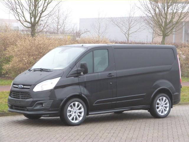 Closed Box Van Ford Transit Custom 290s 2 Tdci L1h1 Sport 155pk Na