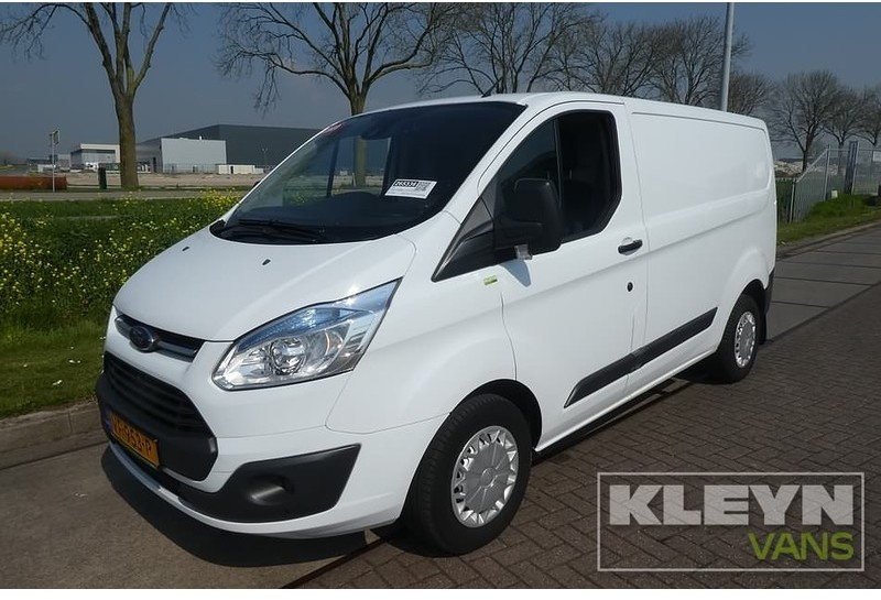 3e37a20789 Ford Transit Custom 2.2 T closed box van from Netherlands for sale ...