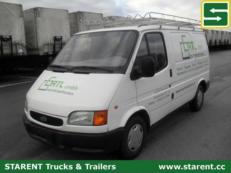 ford transit kasten esd 2 closed box van from austria for. Black Bedroom Furniture Sets. Home Design Ideas