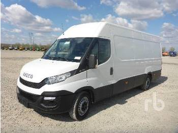 Closed box van IVECO DAILY 35S13