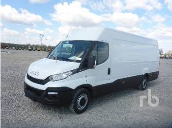 Closed box van IVECO DAILY 35S13 4x2