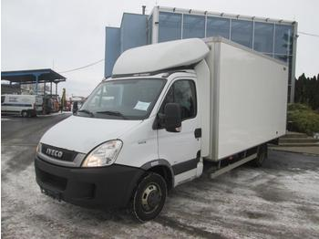 Closed box van Iveco 50C15 Daily EURO 4: picture 1