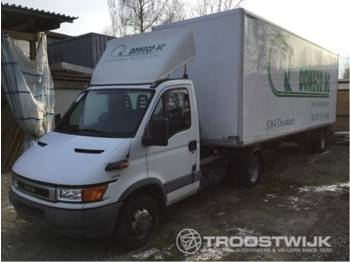 Closed box van Iveco 50c13 Daily