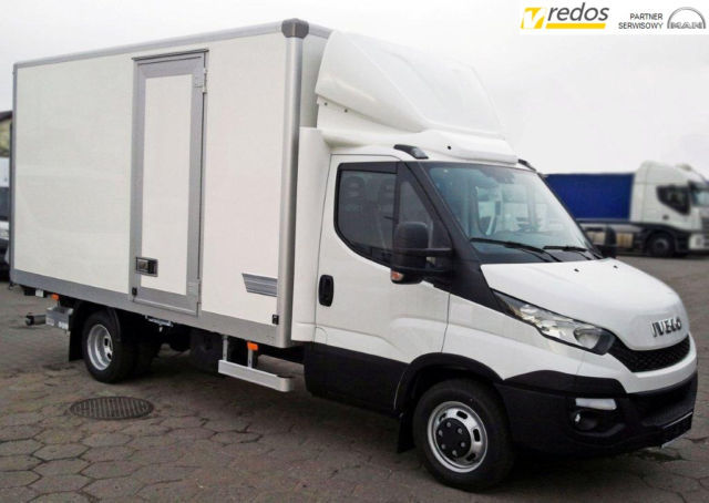 new iveco daily 35c15 koffer lbw euro 5 closed box van for sale from poland at truck1 id. Black Bedroom Furniture Sets. Home Design Ideas