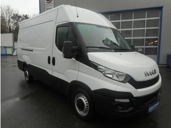 Closed box van Iveco Daily 33S15/2.3 V Euro5 AHK ZV: picture 1