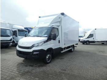 Closed box van Iveco Daily 35C15 3.0L, Klima, Koffer 4.270mm, Euro6
