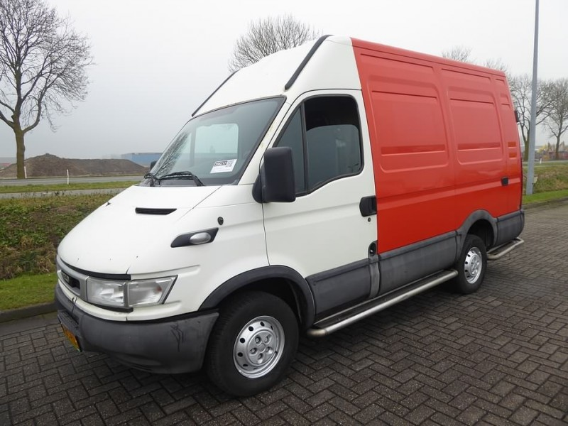 iveco daily 35s10 closed box van from netherlands for sale at truck1 rh truck1 eu Iveco Daily 2003 Iveco Daily Chassis