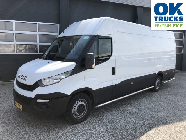 a239b3b8fd Closed box van Iveco Daily 35S11V (Euro5 Klima AHK ZV)  picture 1
