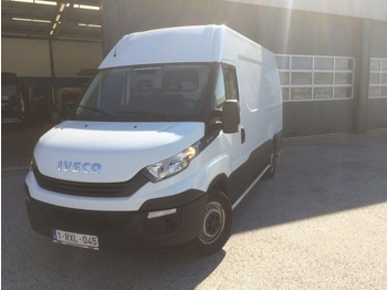 Closed box van Iveco Daily 35S12V (Euro6 Klima ZV)