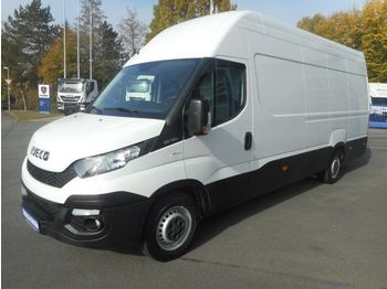 Closed box van Iveco Daily 35S15V (H3) Euro5 Klima AHK ZV: picture 1