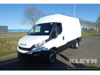Closed box van Iveco Daily 35 C 140 HI-MA lang/hoog, 43 dkm.,