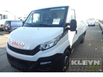 Closed box van Iveco Daily 35 S130 L2H1 A lang/laag, airco, 50