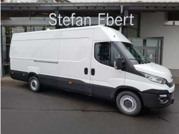 Closed box van Iveco Daily 35 S 16+HI-MATIC+KLIMA+BT+260°Türen+ USB