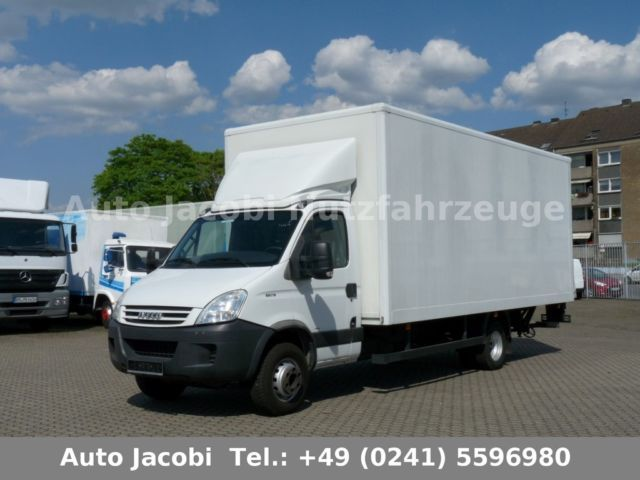 iveco daily 35s11 weight loss