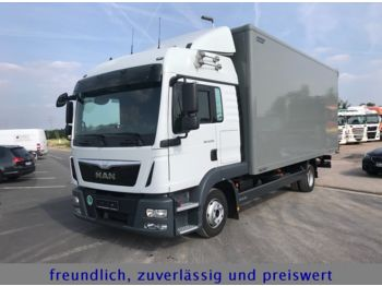 MAN TGL * 8.250 * KOFFER * EURO 6 * SPIER * TOP *.  - closed box van
