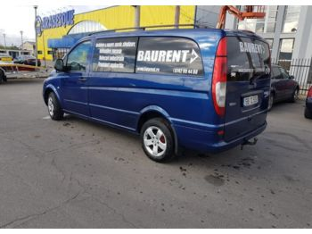 MERCEDES-BENZ Vito - closed box van