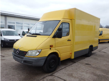 mercedes benz sprinter 318 cdi xl maxi klima closed box. Black Bedroom Furniture Sets. Home Design Ideas