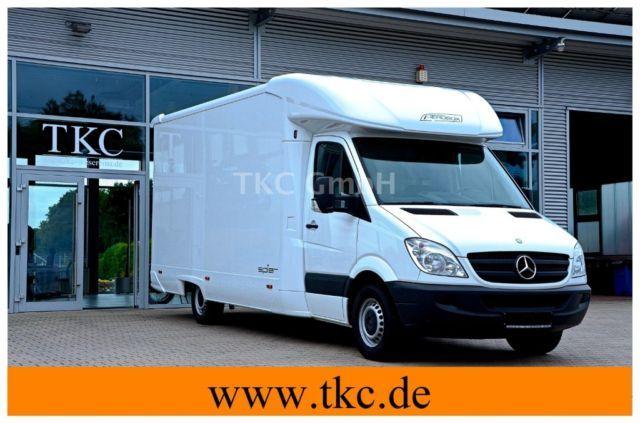 mercedes benz sprinter 315 cdi 4325 maxi aerobox koffer. Black Bedroom Furniture Sets. Home Design Ideas