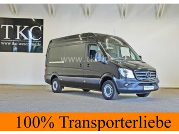 Mercedes-Benz Sprinter 316 CDI/36 MR Kasten schwarzmet #78T272  - closed box van