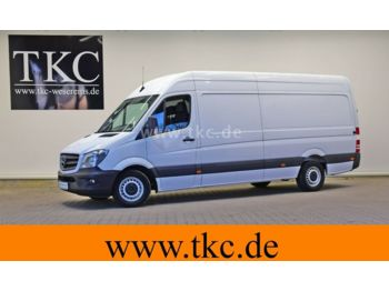 Closed box van Mercedes-Benz Sprinter 319 CDI Maxi 7G-Tronic Klima AHK#79T034