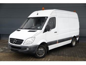 Draaistoel In Auto.Mercedes Benz Sprinter 519cdi 3 0 V6 L2h2 Airco Camera Inrichting