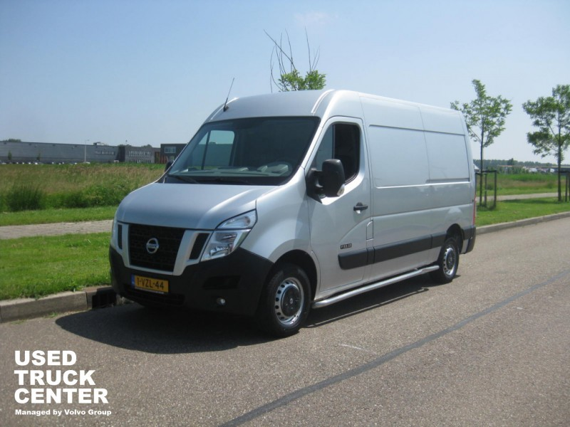 nissan nv400 2.3 dci l2 h2 acenta closed box van from netherlands