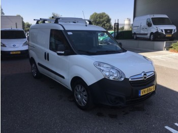 Opel Combo 1.4 CNG 120 pk Trekhaak/airco/Cruise/Bifeul/Navi - closed box van
