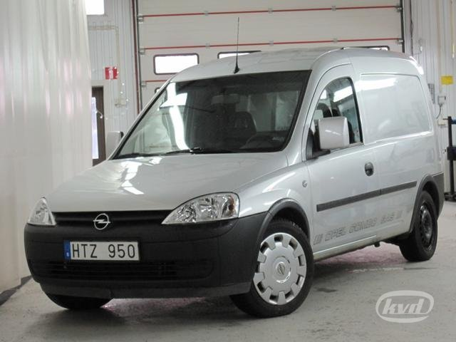 opel combo 1 6 cng sk p 97hk 08 closed box van from. Black Bedroom Furniture Sets. Home Design Ideas