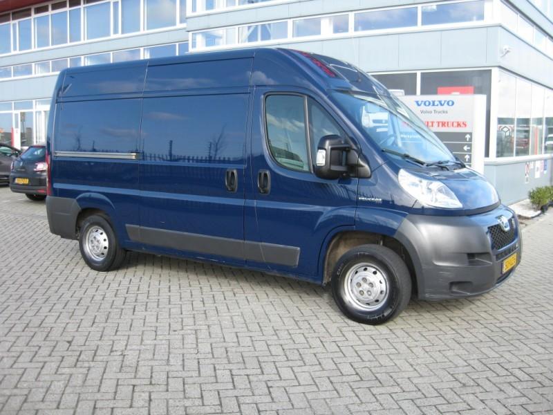 Peugeot Boxer 330 2 2 Hdi L2h2 Closed Box Van From