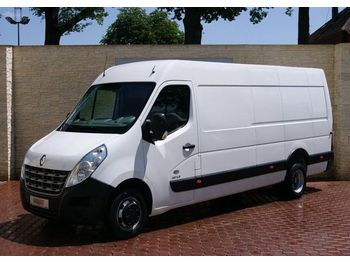 Closed box van RENAULT MASTER 2.3 DCI FURGON MAXI, KLIMA, SALON PL: picture 1
