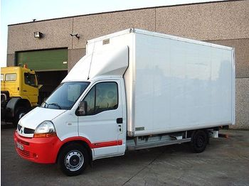 Closed box van Renault 150 DCI MASTER 4X2