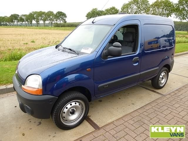 renault kangoo 1 9dci 80 4x4 closed box van from. Black Bedroom Furniture Sets. Home Design Ideas
