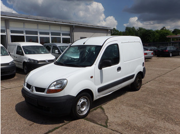 Renault Kangoo Rapid Extra 1,5l - AHK - closed box van