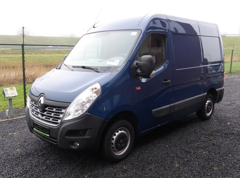 7dc40f5ae2 Renault Master 2.3 DCI L1H2 closed box van from Netherlands for sale ...